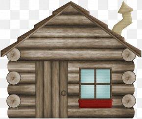 Cabin Clip Art - Clip Art Log Cabin Image Cartoon Cottage PNG