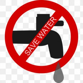 Save Water - Water Efficiency Water Conservation Clip Art PNG