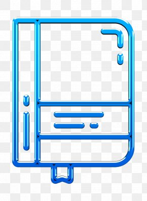 Rectangle Reading Icon - Book Icon Free Icon Hipster Icon PNG