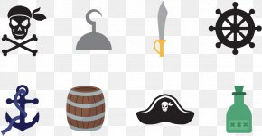Pirate Material - Download Piracy Icon PNG