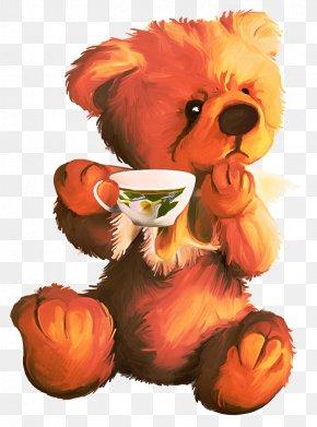 Bear Stuffed Toy - Teddy Bear PNG