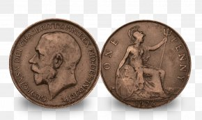 Coin - Coin Medal Bronze Nickel PNG
