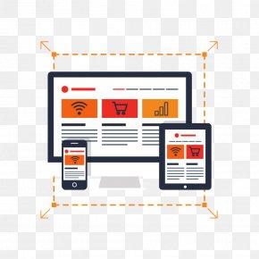 Web Design - Responsive Web Design Web Development Digital Marketing Web Page PNG