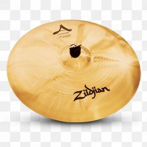 Ride Cymbal - Avedis Zildjian Company Crash Cymbal Drums Hi-Hats PNG
