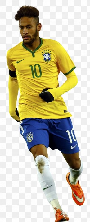 Neymar - Neymar Brazil National Football Team 2014 FIFA World Cup Brazil V Germany PNG