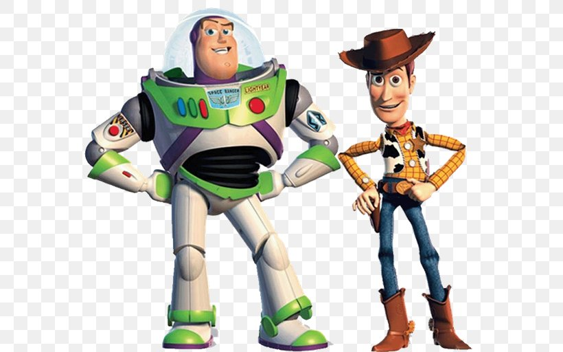 Toy Story 2 Buzz Lightyear To The Rescue Sheriff Woody