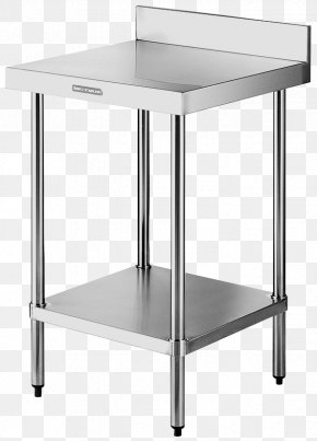 Work Table - Table Workbench Stainless Steel PNG