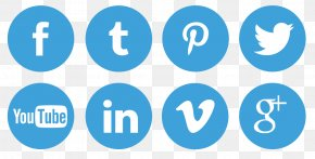 Social Icons Clipart - Social Media Social Network Facebook Icon PNG