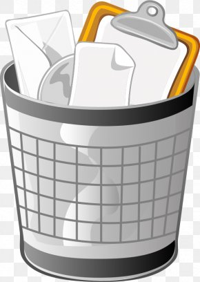 Cartoon Volleyball Net - Waste Container Tin Can Clip Art PNG