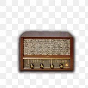 Traditional Old-fashioned Radio - Google Images Download U6536u97f3u673a Clip Art PNG