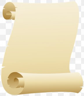 Scroll Clipart Image - Paper Scroll Clip Art PNG