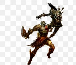 God Of War 4 - God Of War III God Of War: Ascension God Of War: Chains Of Olympus PNG