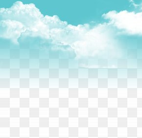 Blue Sky And White Clouds - Cloud Sky PNG