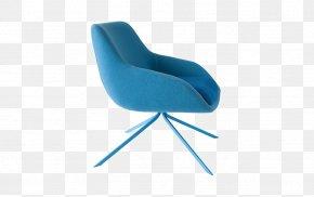 Aqua Blue - Fauteuil Furniture Designer Stoffering Industrial Design PNG