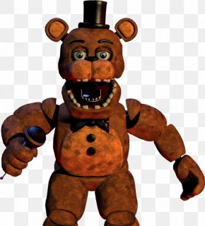 Freddy Fazbear - Five Nights At Freddy's 2 Five Nights At Freddy's 3 Five Nights At Freddy's: Sister Location Five Nights At Freddy's 4 PNG