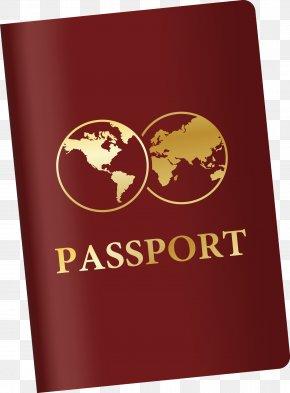 Vector Passport - Passport Euclidean Vector PNG