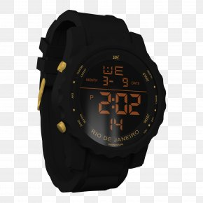 Fc Barcelona - FC Barcelona Watch Pilgrim Aidin Chronograph Clock PNG