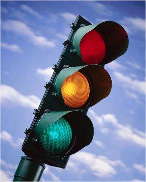 Traffic Light - Smart Traffic Light Red Light Camera Intersection PNG