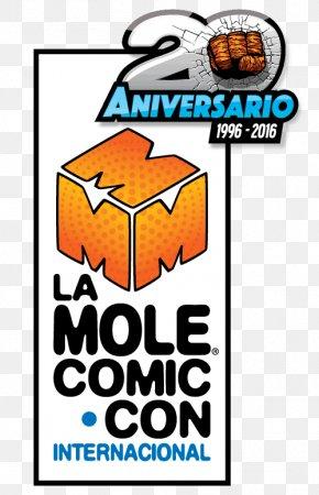 La Mole - Logo Clip Art Brand San Diego Comic-Con Font PNG