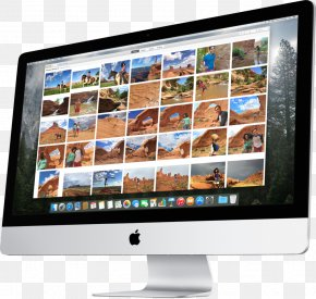 Computer Desktop Pc - Apple Worldwide Developers Conference Apple Photos MacOS IPhoto PNG