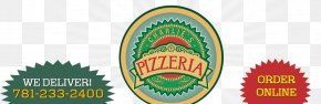 Deliver The Take Out - Charlie's Pizzeria Pizza Take-out Sandwich Restaurant PNG