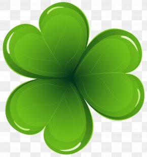 St Patricks Day Shamrock PNG Clipart Image - Republic Of Ireland Saint Patrick's Day Shamrock Clip Art PNG