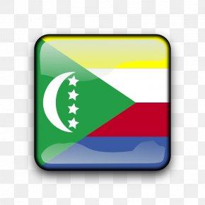 Kilometre - Flag Of The Comoros National Flag Vector Graphics PNG