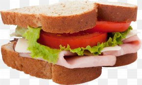 Sandwich Image - Hamburger Submarine Sandwich PNG