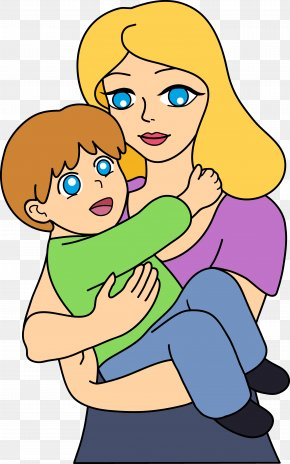 Woman Mother Cliparts - Mother's Day Child Clip Art PNG