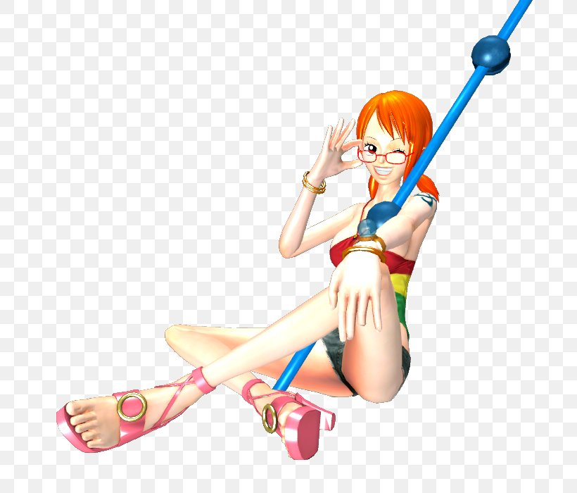 Nami One Piece: Pirate Warriors 3 One Piece: Pirate Warriors 2 Monkey D. Luffy, PNG, 700x700px, Nami, Arm, Baseball Equipment, Character, Fictional Character Download Free
