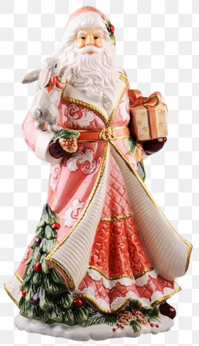 Toy - Christmas Ornament Ded Moroz Toy Santa Claus New Year PNG