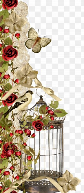 Synthesis Of Roses - Digital Image Clip Art PNG