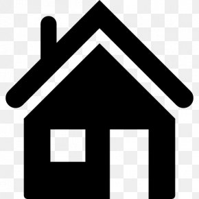 Outline Of House - House Home Clip Art PNG