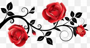 Rose Clip Art - Rose Ornament Stock Illustration Stock Photography PNG