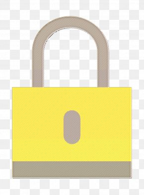 Hardware Accessory Material Property - Essential Icon Lock Icon Locked Icon PNG