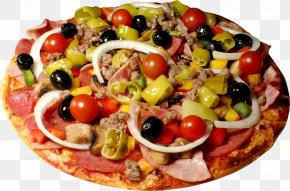 Pizza Image - Pizza Italian Cuisine Buffalo Wing High-definition Television Wallpaper PNG