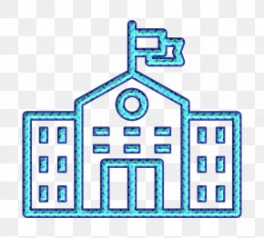 University Icon School Icon - Building Icon School Icon University Icon PNG