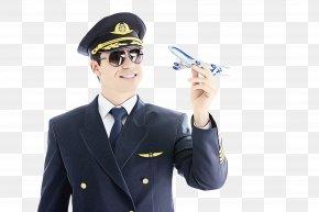Gesture Headgear - Uniform Naval Officer Official Headgear Gesture PNG