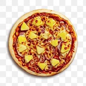 Italian Food Ingredient - Pizza Pepperoni Food Dish Cuisine PNG