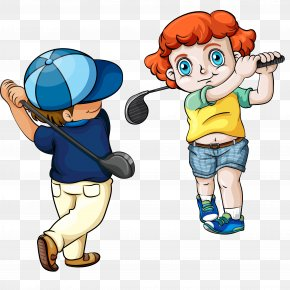 Golf - Golf Stock Illustration Clip Art PNG