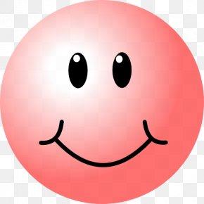 Smiley Face Cliparts - Smiley Emoticon Pink Clip Art PNG