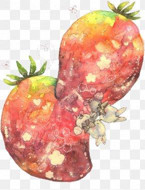 Strawberry - Strawberry Aedmaasikas Google Images Food PNG