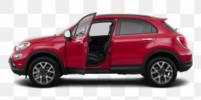 Fiat - Fiat 500X Car Mini Sport Utility Vehicle Fiat Automobiles PNG