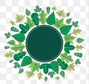 Green Circle Border - Circle Microsoft Excel PNG
