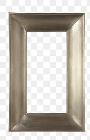 Pretty Brown Frame - Window Picture Frame Square, Inc. Pattern PNG