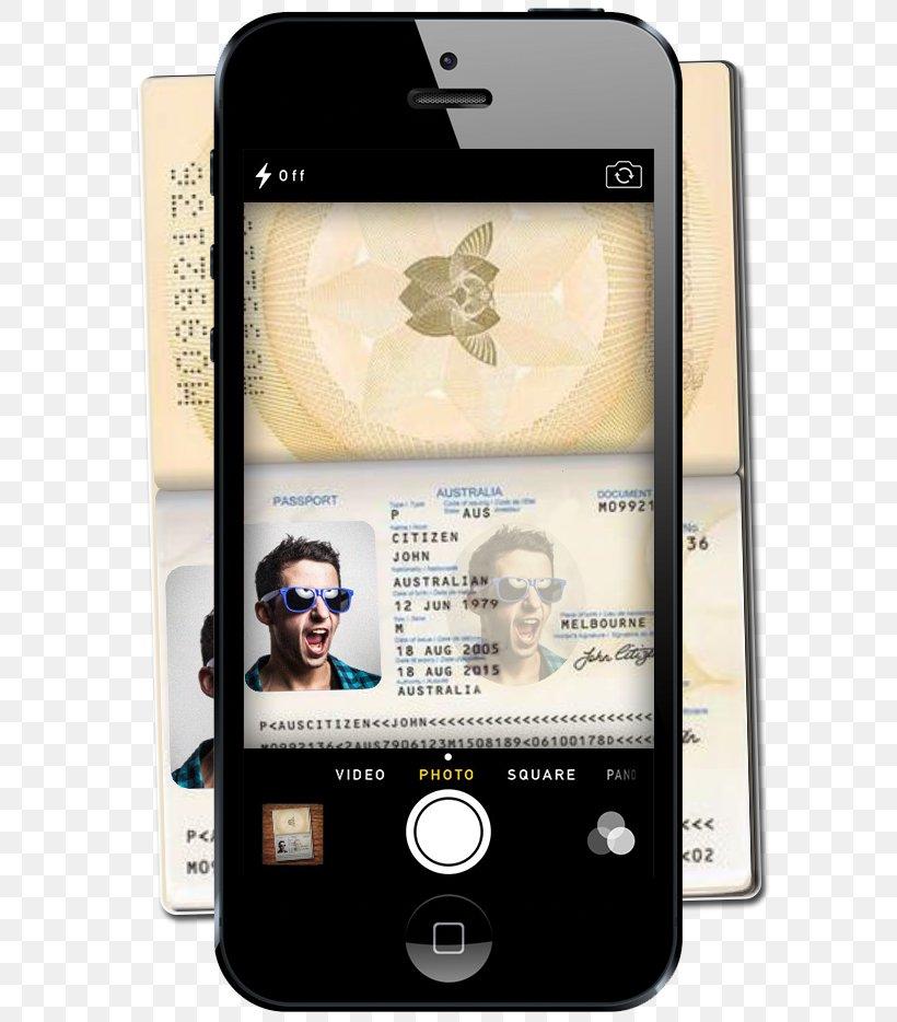 Australian Dollar Feature Phone Foreign