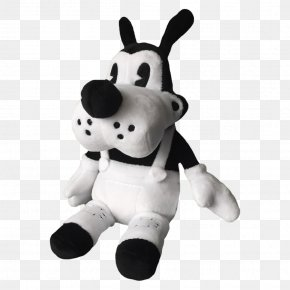 Plush - Bendy And The Ink Machine Stuffed Animals & Cuddly Toys Plush Cuphead PNG