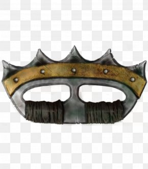 Weapon - LARP Dagger Live Action Role-playing Game Brass Knuckles Weapon PNG