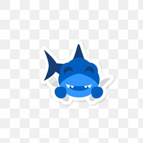 Hungry Shark - Apple Icon Image Format Shark Icon PNG