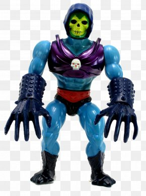 Toy - Skeletor He-Man Action & Toy Figures Masters Of The Universe PNG